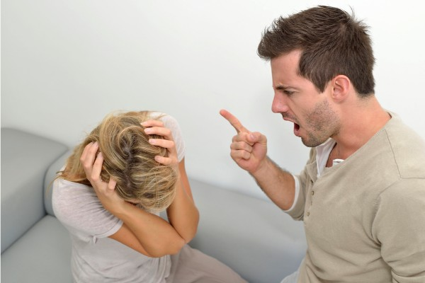 Divorce Issues When Your Spouse is Violent